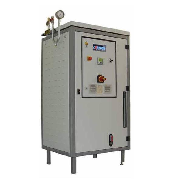 Elektrostoomketel E-100